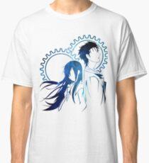 Okabe and Kurisu Classic T-Shirt