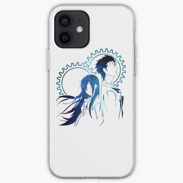 Okabe and Kurisu iPhone Soft Case