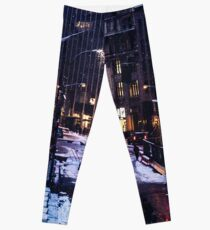 Alone In The Big City Leggings