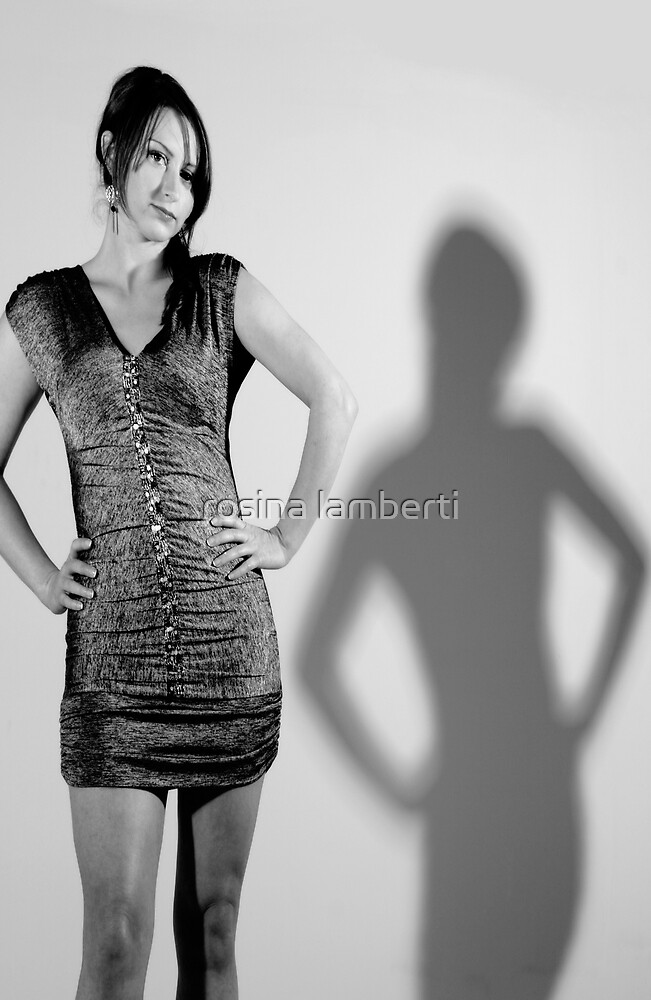 My shadow by rosina lamberti
