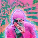 Pink Guy Not Dead by spikemet