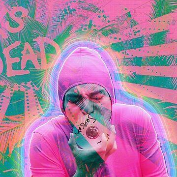 Pink Guy Not Dead by spikemet