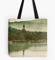 Maribor city view, Slovenia Tote Bag