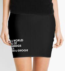 In A World Full Of Umbridge Be A Fred & George Mini Skirt