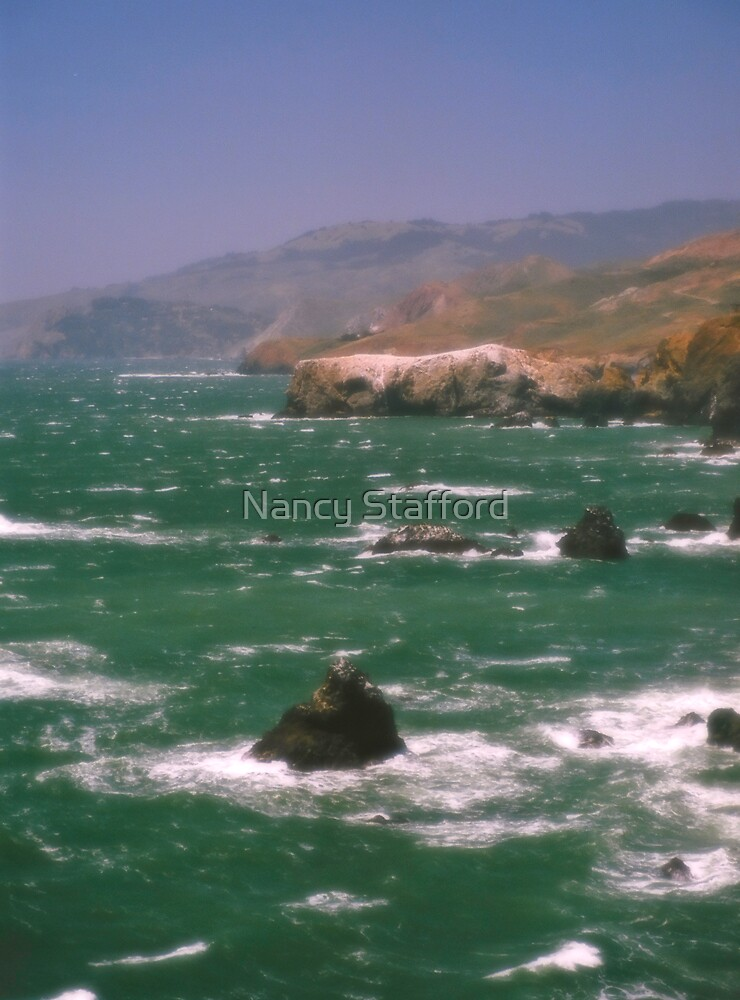 Sea of Tranquility by Nancy Stafford