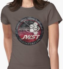 James Webb Space Telescope Insignia Women's Fitted T-Shirt
