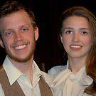 Alanna and Jake.. my Super Stars!! by linaji