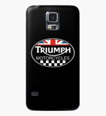 triumph motorcycles Case/Skin for Samsung Galaxy