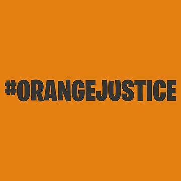Orange Shirt Kid - Orange Justice by hadicazvysavaca