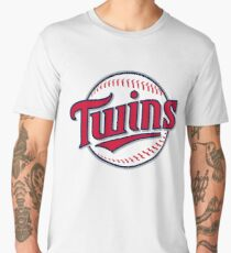 the minnesota twins Men's Premium T-Shirt