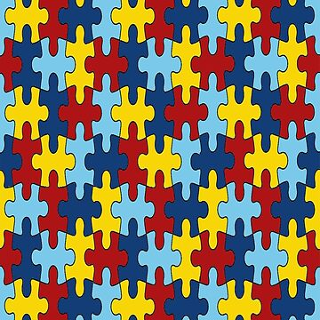 Autism Puzzle by jbtiger1992