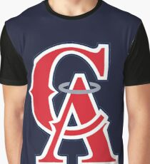 the los angeles angels Graphic T-Shirt