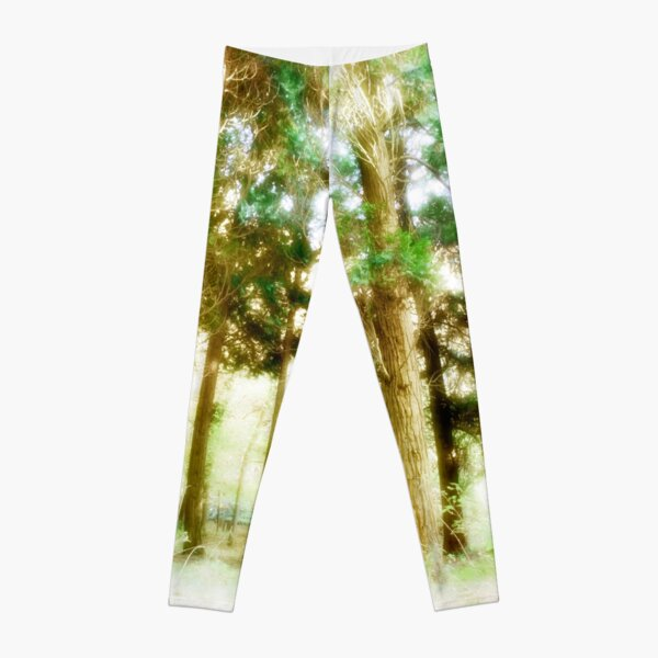 Pine Tree Grove Leggings