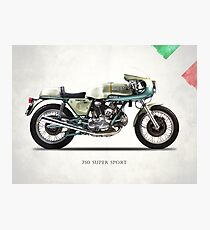 The 750SS 1974 Photographic Print