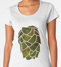 Hop Cone Women's Premium T-Shirt