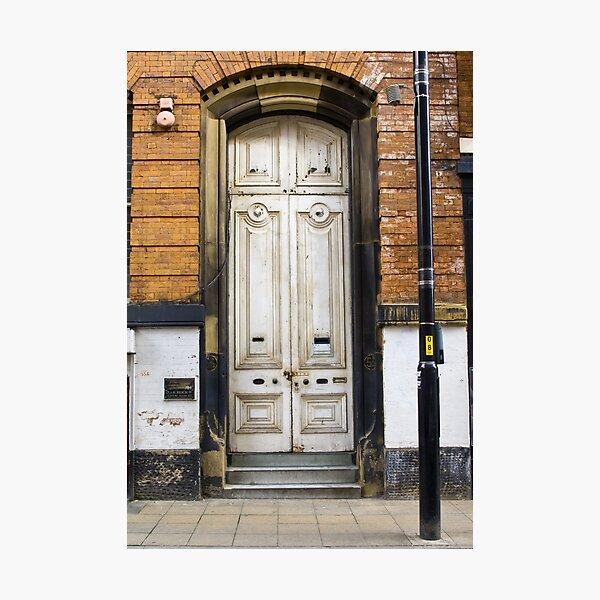 Tall Door Photographic Print