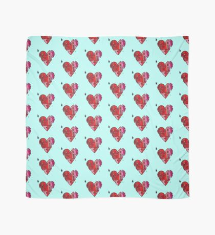 #AcceptanceIs - Heart Scarf