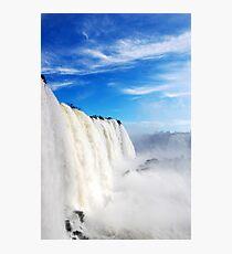 Igusau Falls - Devils Throat Photographic Print