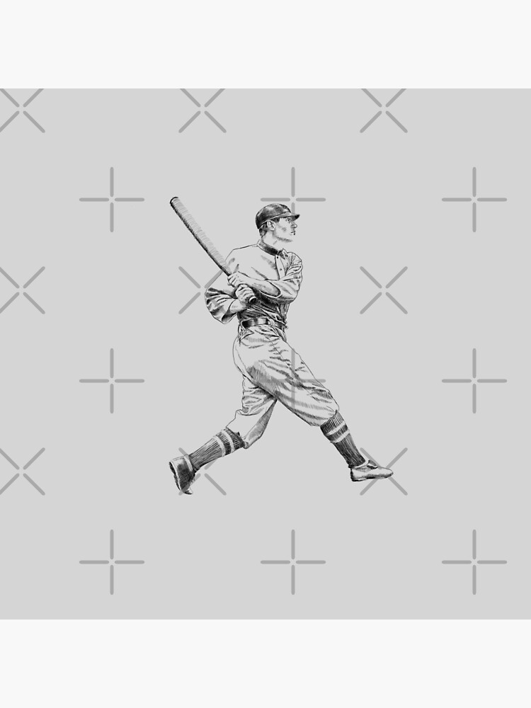 Baseball retro style by sibosssr
