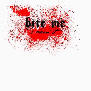 Bite me by MissJane