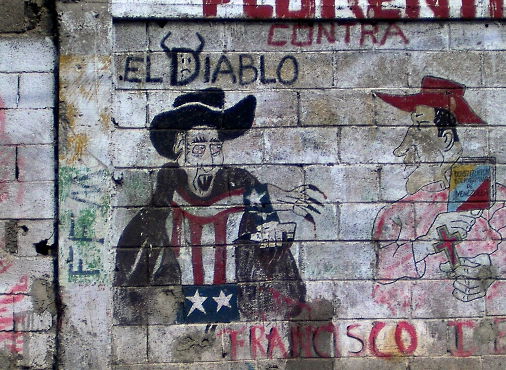 El Diablo by Glenn Browning