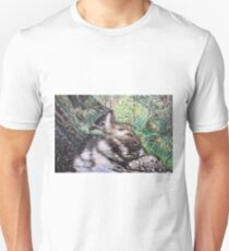 RIVER VIEW IN WONDERLAND - Yarra River Unisex T-Shirt