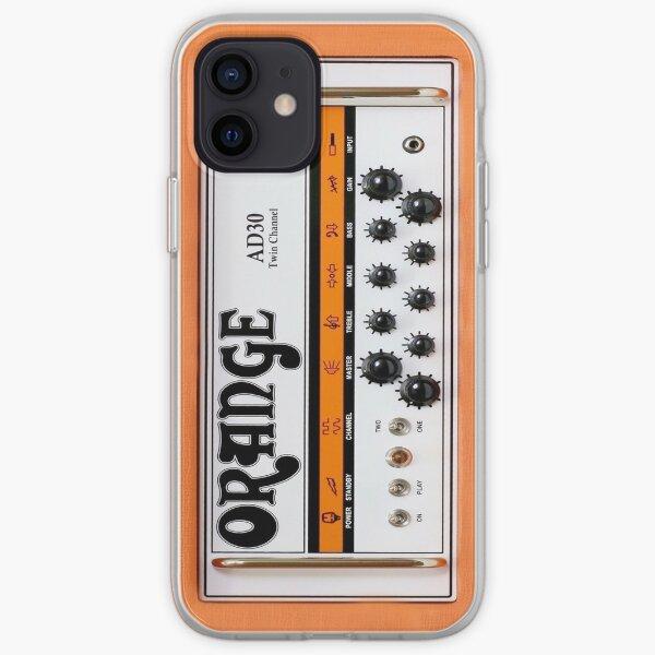 orange guitar amp iPhone Soft Case