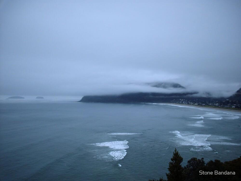 Pauanui New Zealand Fog by Stone Bandana