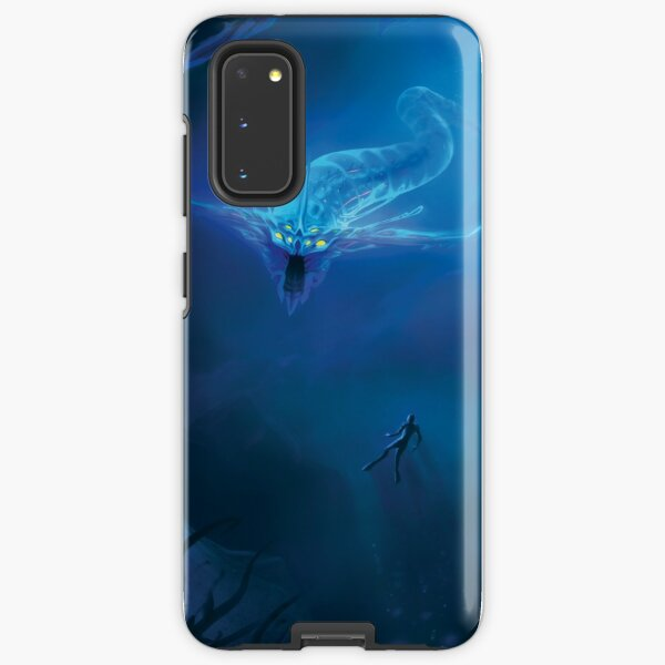 Subnautica - Ghost Leviathan Samsung Galaxy Tough Case