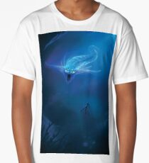 Subnautica - Ghost Leviathan Long T-Shirt