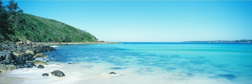 north end - Mollymook Beach - South Coast NSW by Steve Fox