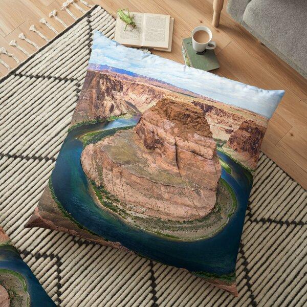 Horseshoe Bend Floor Pillow