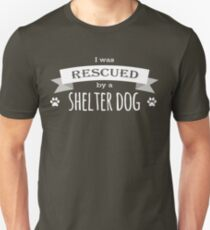 Shelter Dog Version Two T-Shirt