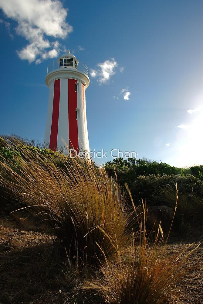 Devonport Lighthouse by Derrick Chan