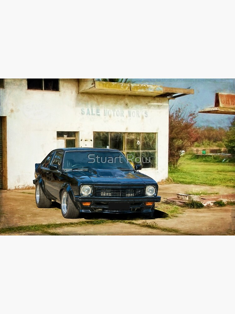 Black SS Torana Hatchback by StuartRow