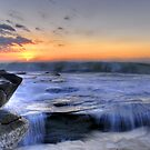 Sunrise over Point Cartwright by Underload