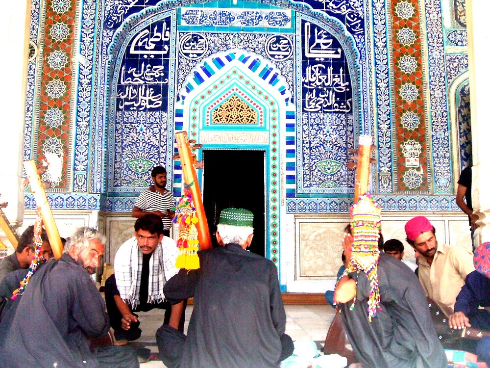 In the land of Shah Abdul latif Bhitai by holysinner