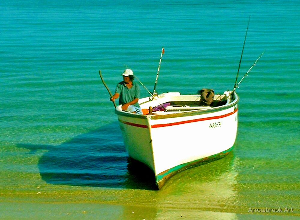 Gone Fishin' by John Brotheridge