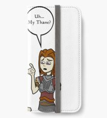 I DONT CARE! iPhone Wallet/Case/Skin