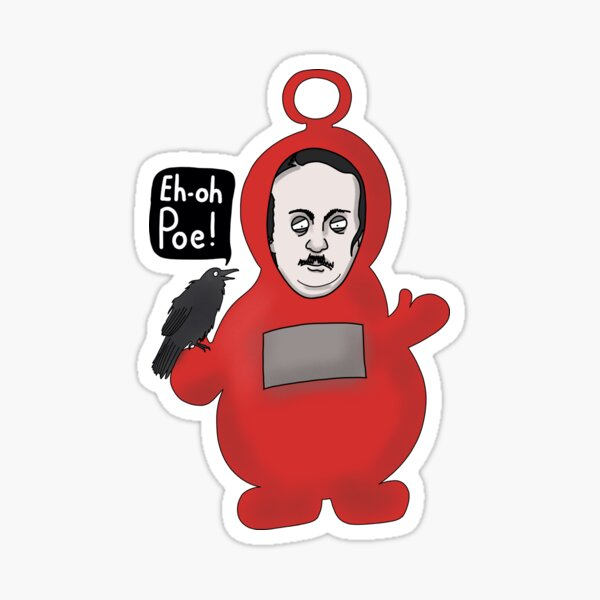 Eh-oh Poe  Sticker
