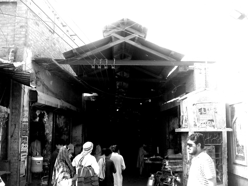 In the land of Shah Abdullatif Bhitai by holysinner