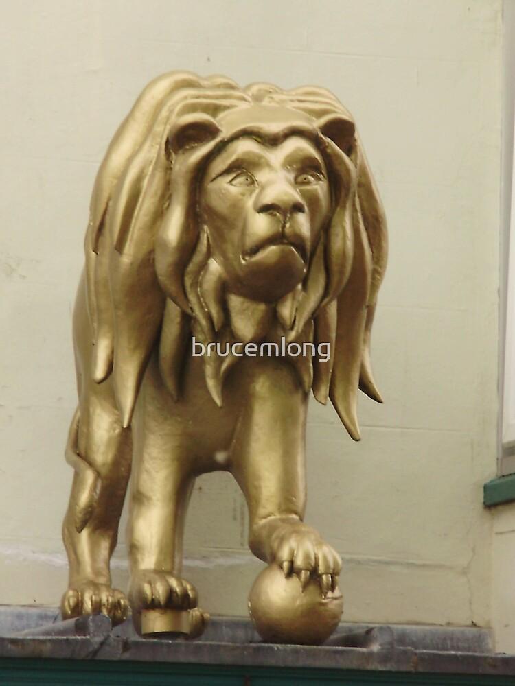 Golden Lion by brucemlong