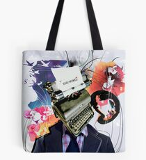 End Novel Tote Bag