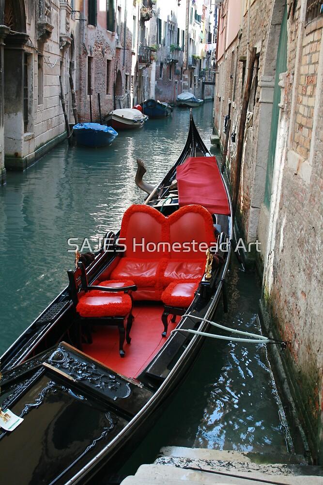 Gondola by Sue Thompson
