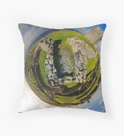 O'Brien Fort Inisheer, Aran Islands, Ireland Floor Pillow