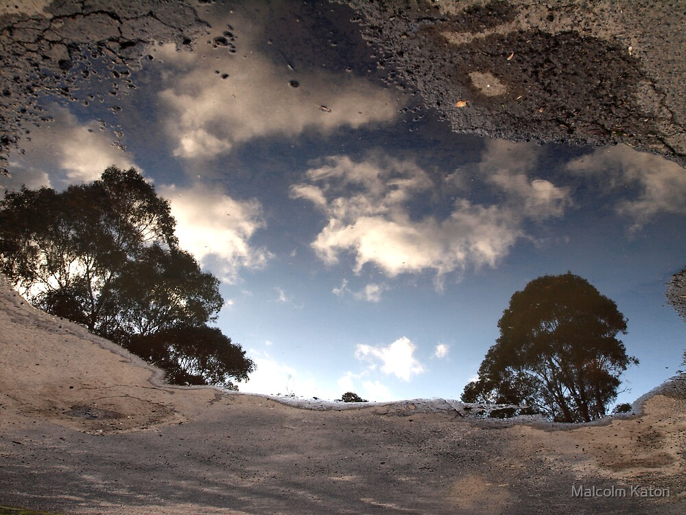 Never Miss An Opportunity - North Lawson, NSW by Malcolm Katon