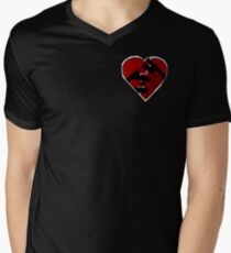 How To Mend a Broken Heart: The Rock Way Mens V-Neck T-Shirt
