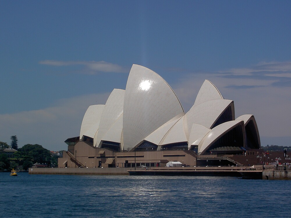 Opera House by arethusaboy