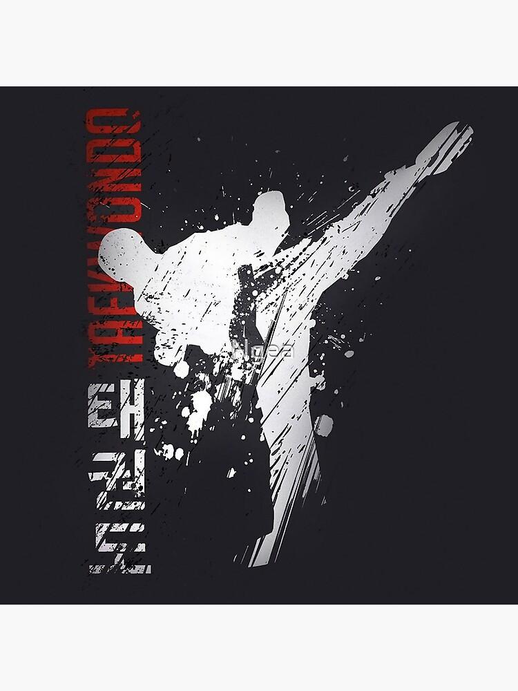 Taekwondo by Ngea