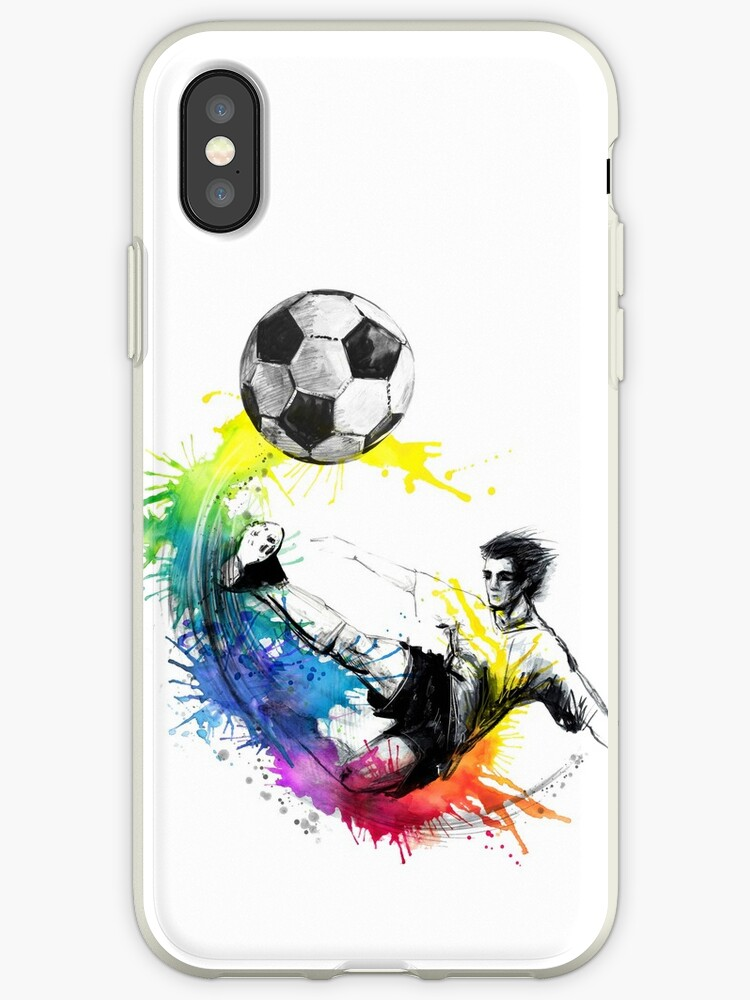 iphone xs football case